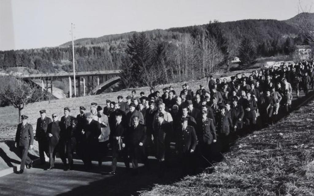 Cinquanta anni di ponti Amblar