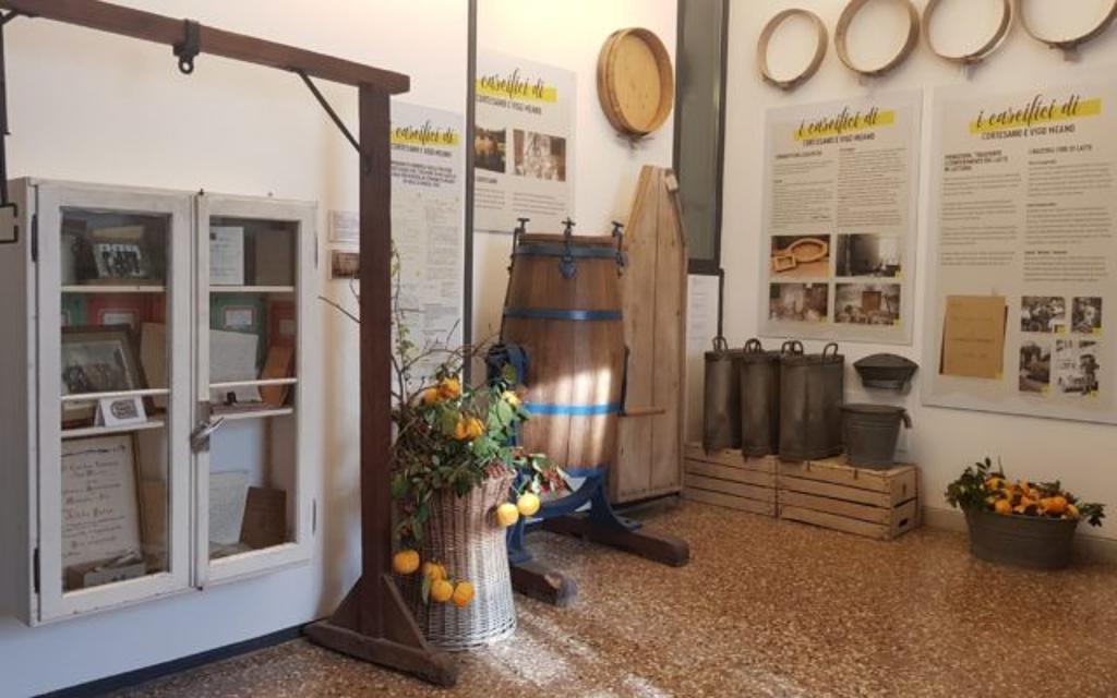 A Meano, una mostra sui caseifici di Cortesano e Vigo Meano