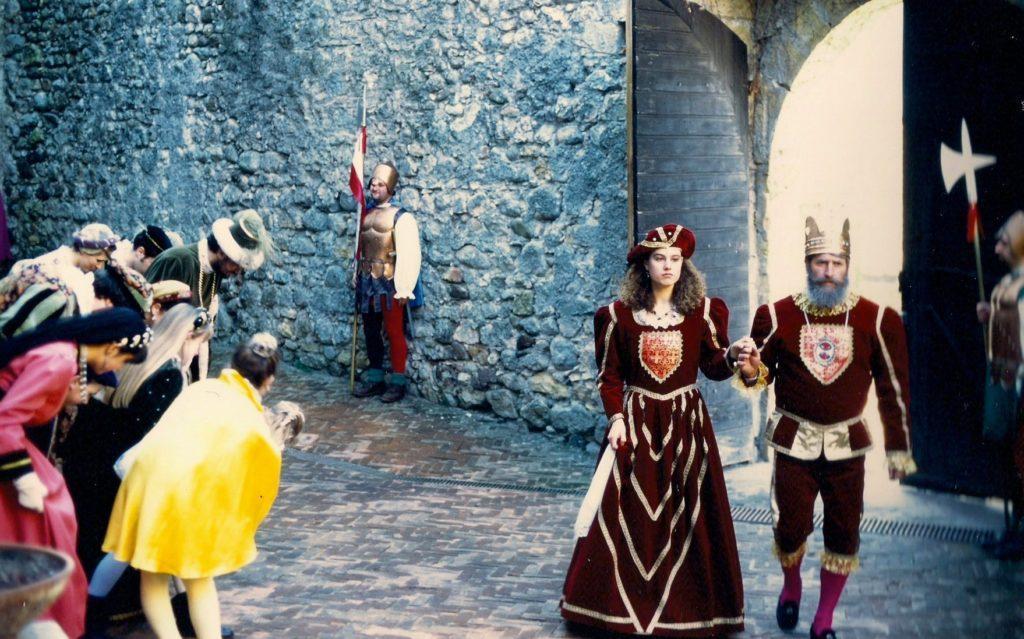 Il Biagio delle Castellare: da oltre 650 anni un Carnevale unico in tutto l'arco alpino