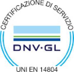 Certificazione di servizio