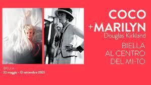 COCO+MARILYN AL CENTRO DEL MI-TO