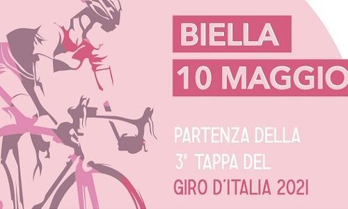 GIRO D'ITALIA 2021: IL 10 MAGGIO TAPPA A BIELLA!