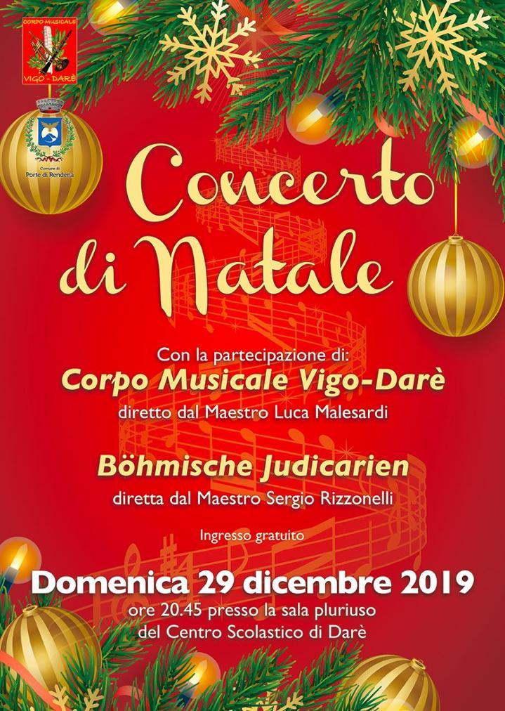 Corpo Musicale Vigo - Darè con Bohmishe Judicarien