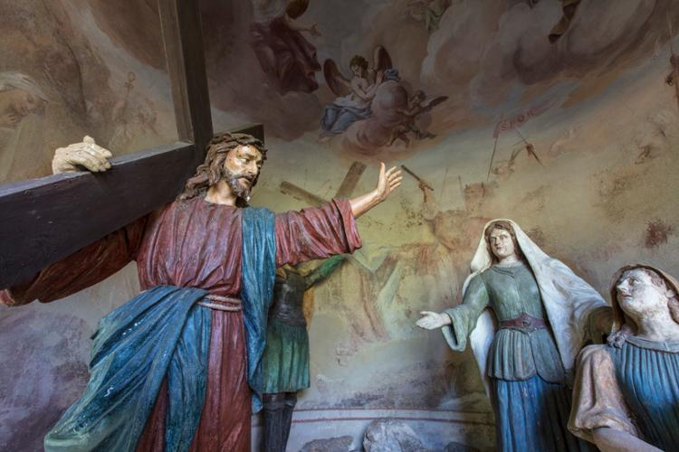 Sacro Monte di Belmonte, Cappella 8
