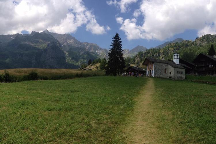 Alagna Valsesia, alpeggi di Otro