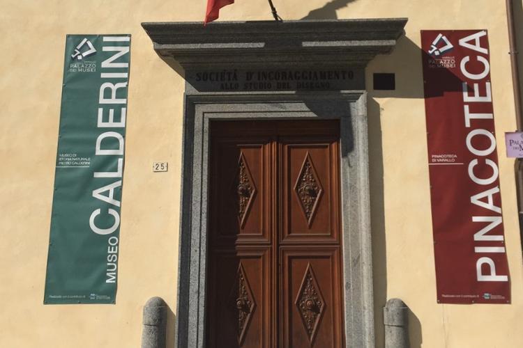 Varallo, museo Calderini e la Pinacoteca
