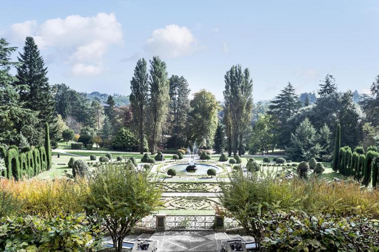Varese Parco Villa Toeplitz